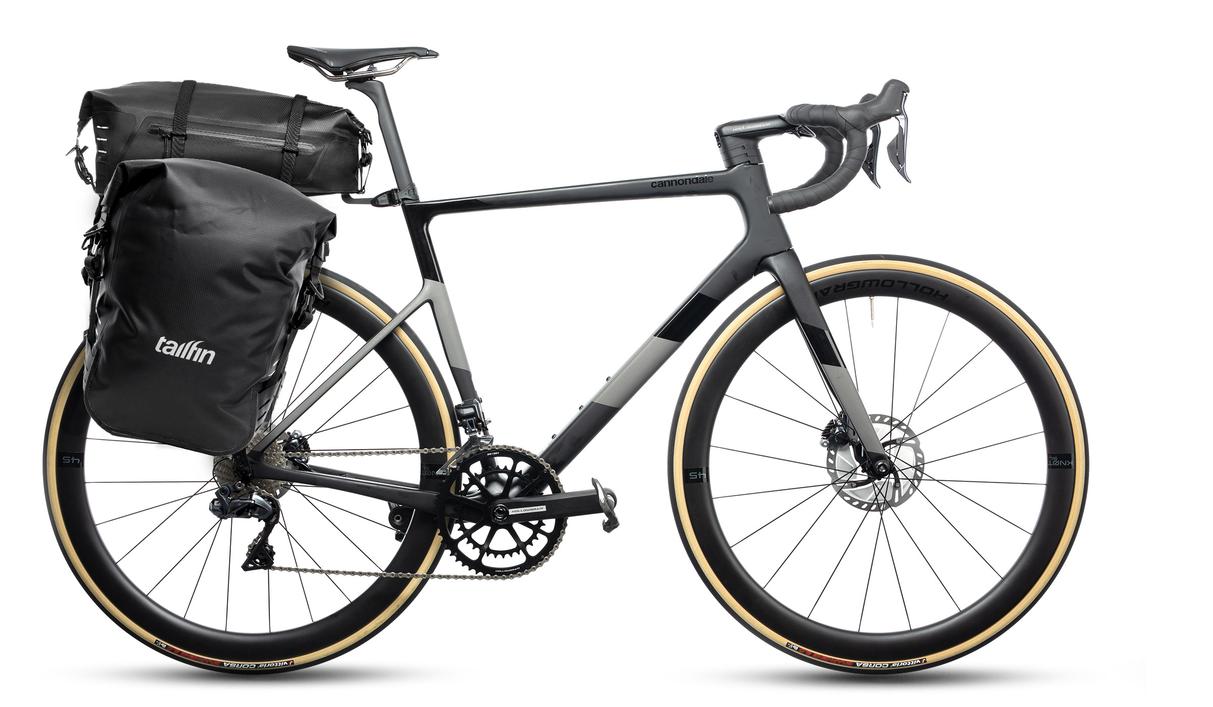 RACK WITH PANNIERS